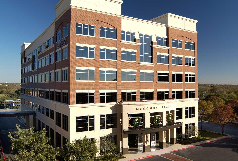 Mccombs Plaza Koontz Corporation