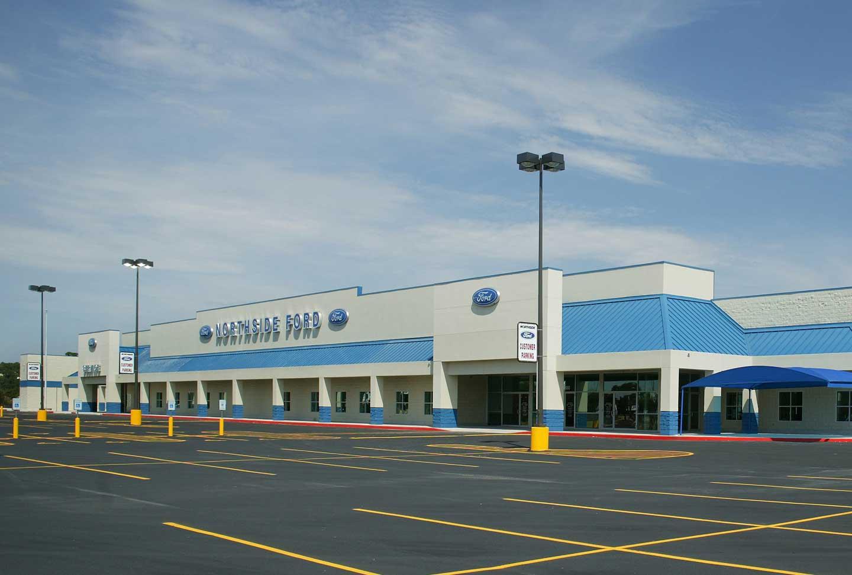 San Pedro Auto Sales >> Northside Ford - Koontz Corporation